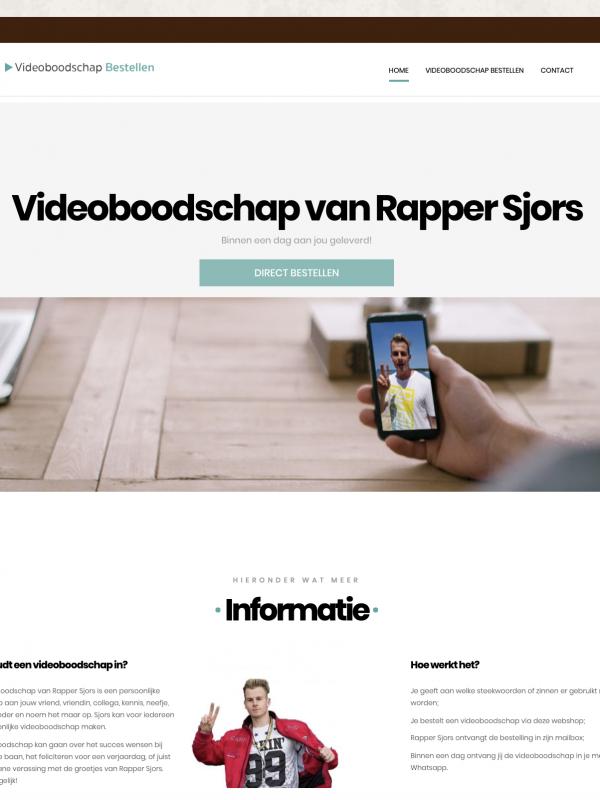 Videoboodschapbestellen.nl